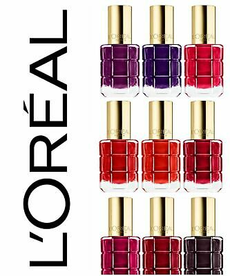 L'Oreal Color Riche L'Huile Nail Polish - Nail Paint ASSORTED SHADES CHEAPEST