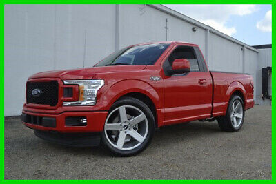 2019 Ford F-150 Lightning package Supercharged 2019 F-150 Lightning Package 650 Hp Roush Supercharged Leather 22's