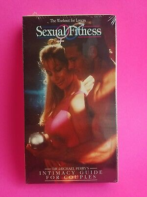 Sexual Fitness The workout for Lovers VHS BRAND NEW