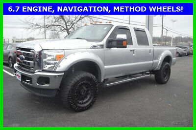 2016 Ford F-350 Lariat F-350 2016 F-350 Lariat Ultimate Fully Loaded Icon Suspension Superduty DVD's 35's
