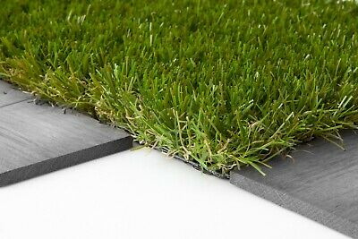 Cheap Artificial Fake Grass Clearance Roll End Remnant 37mm Off Cuts Astro Turf
