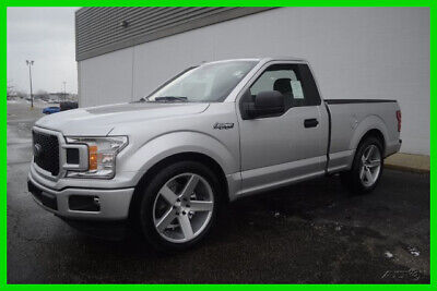 2019 Ford F-150 Lightning package 2019 Ford F-150 Lightning Package 650Hp Roush Supercharged 5.0L V8 10-speed
