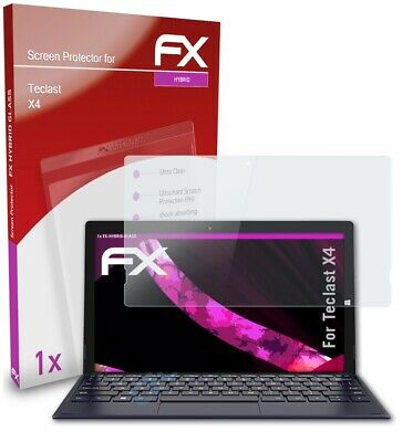 atFoliX Glass Protective Film for Teclast X4 Glass Protector FX-Hybrid