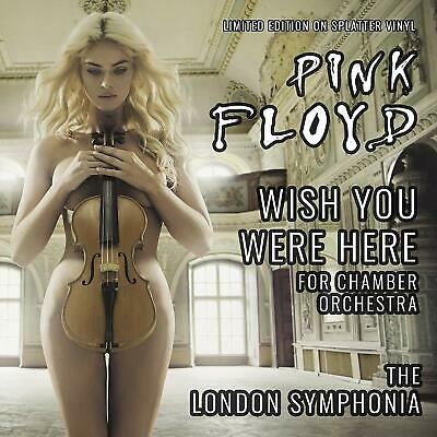 Pink Floyd's Wish You Were Here For Chamber Orchestra: Ltd Ed On Splatter Vinyl
