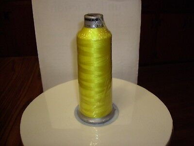 Madeira Rayon Embroidery Thread Classic #40 1924 yellow