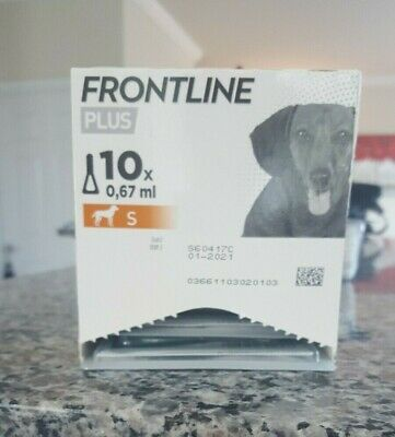 Frontline Plus for Small Dogs (10 Count)