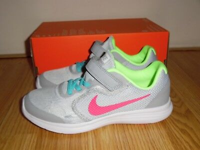 faa6770ad533d New Girl s Nike Revolution 3 (PSV) Youth Size 3Y athletic shoes 819417 064