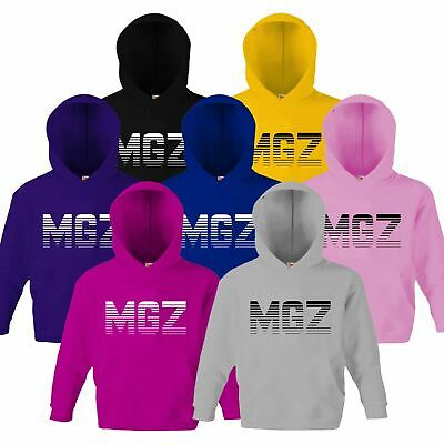 Kids Morgz Youtuber Pullover Hoodie Gaming Gamer Team Morgz MGZ Hoody Gamer Top