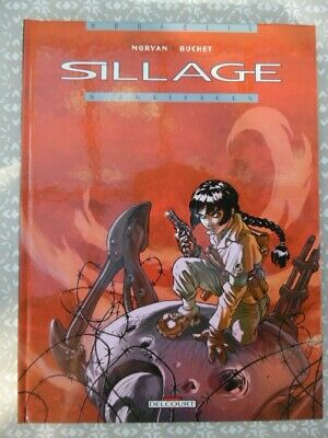 Sillage   6   Artifices    Eo   2003     Neuf