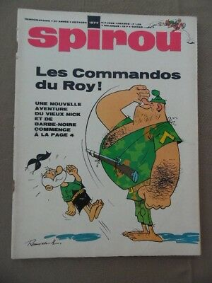 Spirou    1577   +  Mr  +  Supplement  Poster  Geant  Marsupilami  Ttbe