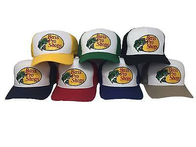 0e9f34686 AUTHENTIC BASS PRO Shops Logo Mesh Cap for Kids and Youth Adjustable ...