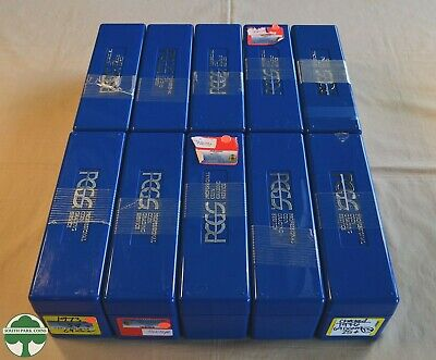 Lot Of 10 Used Blue Pcgs Storage Boxes / Each Box Will Hold Up To 20 Pcgs Slab