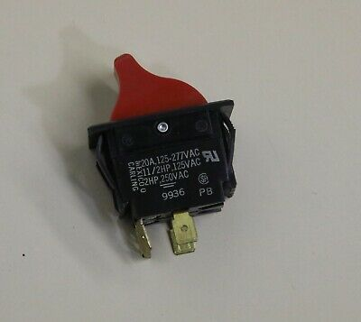 Delta Planer Rockler Switch 9936 On Off Switch
