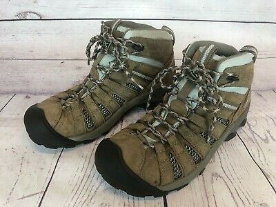78f0bf872e3 KEEN VOYAGER MID Womens Size 9 / 39.5 Hiking Boots g2c