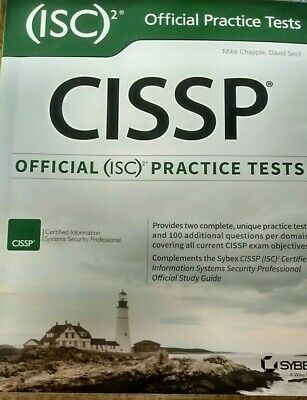 CISSP Official [ISC]2 Practice Tests 2016