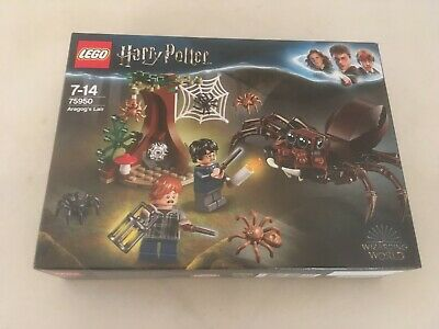 LEGO 75950 HARRY POTTER Aragogs Lair Building Set NEW * Spider Toy