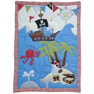 Powell Craft Colcha Cuna Pirata