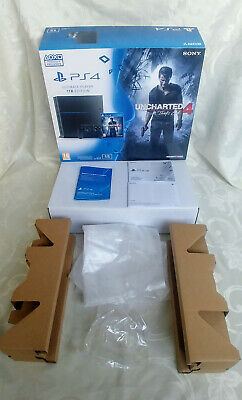 Empty box*Boite vide SONY PS4 playstation 4 uncharted 4 a thief End collection