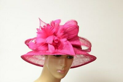 87d8f8f035cd6 2019 New High Quality Kentucky Derby sinamay lady hat