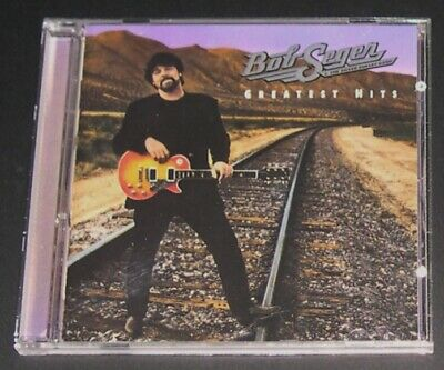 1994 Bob Seger Greatest Hits Cd Used Near Perfect Condition