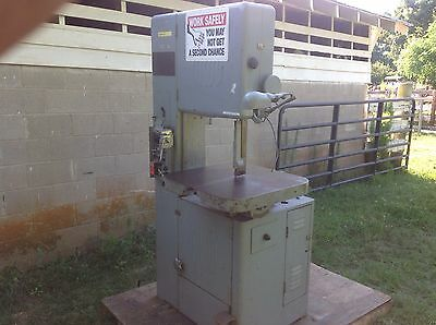 GROB NS16 BANDSAW With Welder