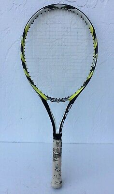 Head Oversized Extreme Team Microgel Tennis Racket Racquet 4 3/8 S2 Rating