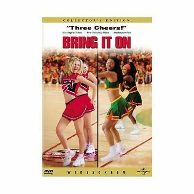 Bring It On & Bring It On Again (Double Feature DVD) *DISC ONLY*