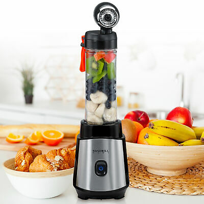 Anti-Oxidation Personal Vacuum Blender Portable Single Serving Smoothies & Juice