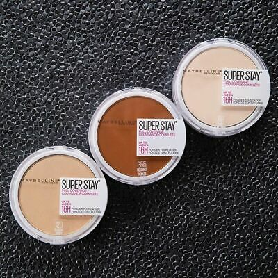 Maybelline Super Stay 16 HR Full Coverage Powder Foundation - Choose Your Shade