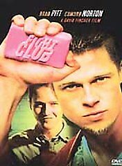 Fight Club (DVD) *DISC ONLY*