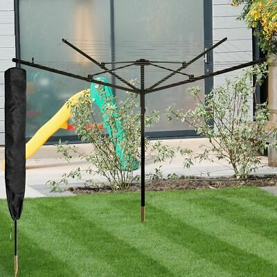 Rotary Washing Line Cover Heavy Duty Protector Waterproof Clothes Garden Outdoor
