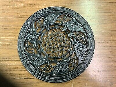 the Adams company antique heating grates/vent cast iron