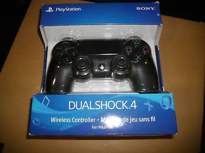 DualShock 4 Wireless Controller for PlayStation 4 - Jet Black - FREE SHIP