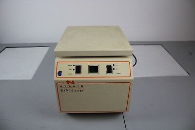 Hybaid Ribolyser FP120HY-230 Scientific Chemical Mixer (Faulty)