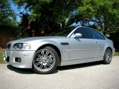 2002 Bmw M3  2002 Bmw M3 E46 6-Speed Manual! Only 47K Low Miles! Immaculate!