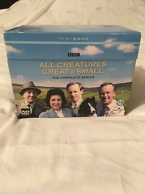 All Creatures Great & Small The Complete Series