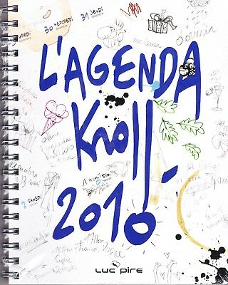 L'agenda Kroll   2010   Edition  Luc Pire   Neuf  Encore Emballe Sous Blister
