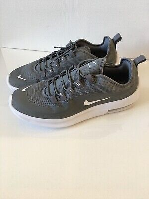 c09f39f52e Nike Air Max Axis Mens AA2146-002 Cool Grey White Running Shoes Size 10 NEW