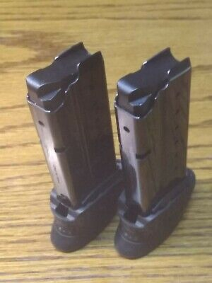Walther PPS M2 - 9mm - 8 Round OEM Magazines - [2-Pack]