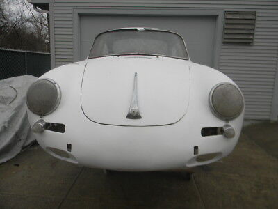 1964 Porsche 356C  Coupe  Shell Project , Free Shipping