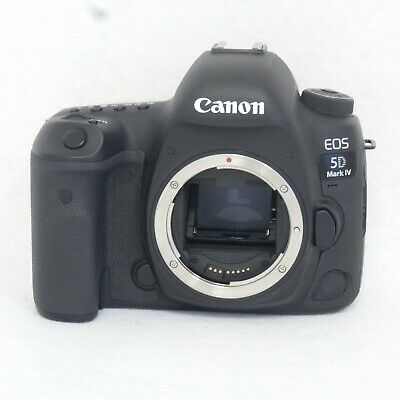 Canon EOS 5D Mark IV 30.4MP Digital SLR Camera Body 1483C002