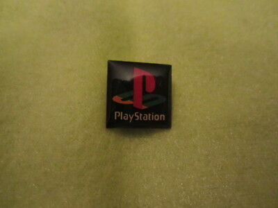 PS1 PSX Playstation 1 logo pin promo item vintage retro