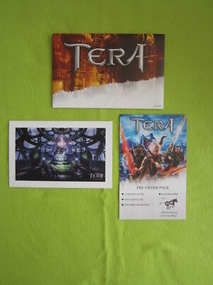 Tera Artcard PC preorder art card