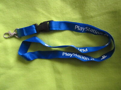 Playstation 2 PS2 keycord keychain promo item