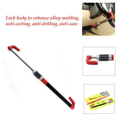 Steel Car Anti Theft Car Steering Wheel Lock Car Van Security Device Clutch Lock