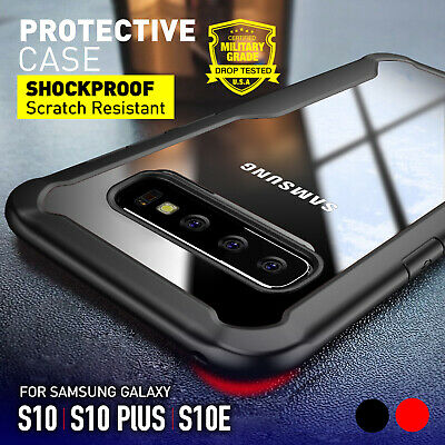 For Samsung Galaxy S10 Plus S10E Lite Heavy Duty Shockproof Slim Case Cover