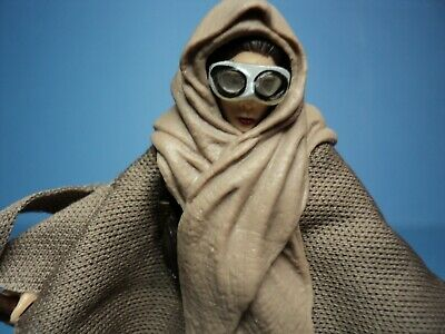 Star Wars Princess Leia Sandstorm Outfit The Vintage Collection 2012