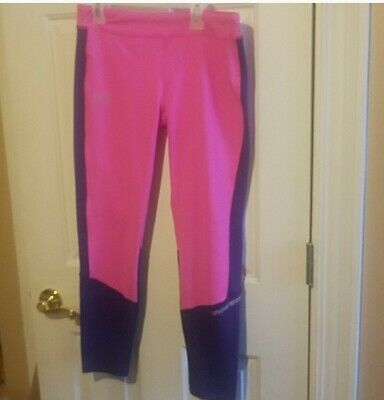 Under armour girls activewear leggings Youth XL
