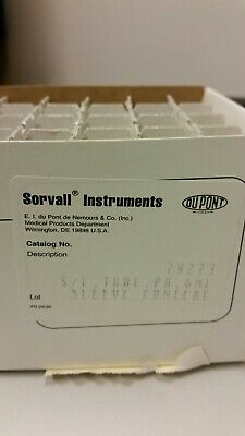 Sorvall 79273 Centrifuge tube and cap