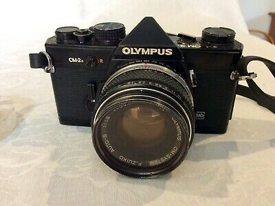 Olympus OM2 SLR Camera and Accessories